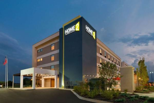 Hotel Home2 Suites by Hilton Clarksville-Ft Campbell