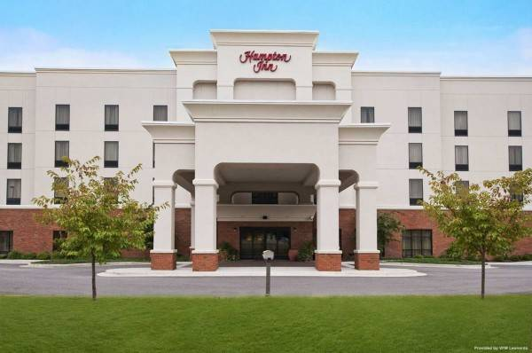 Hampton Inn Jacksonville-Anniston Area AL