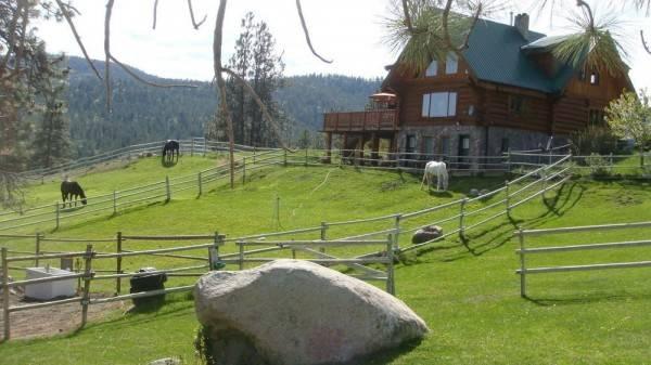 Hotel Wildhorse Mountain Guest Ranch