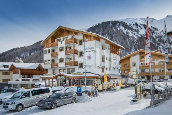 Hotel Des Alpes Wellness und Relax