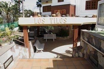 Hotel Apartamentos Los Tilos