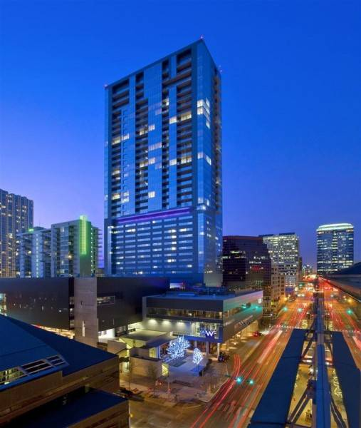 Hotel W Austin
