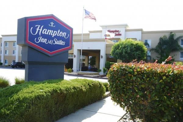Hampton Inn - Suites Red Bluff
