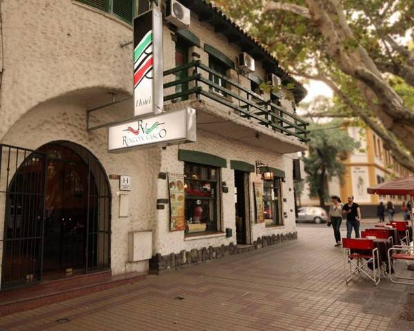 Hotel Rincón Vasco