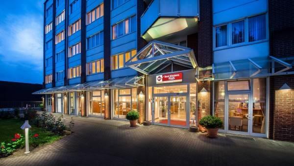 Hotel Best Western Plus Delta Park