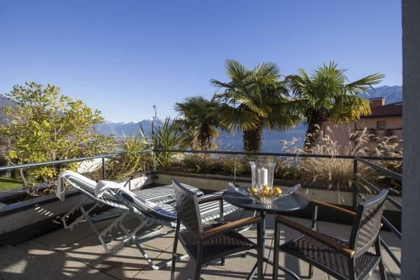 Hotel La Barca Blu Locarno