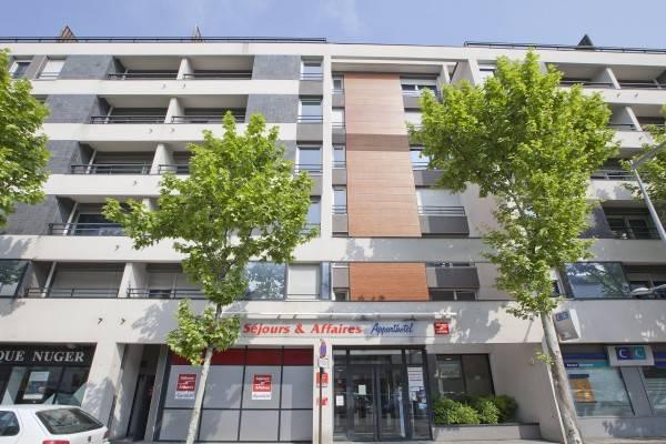Hotel Sejours et Affaires Clermont-Ferrand Republique Park