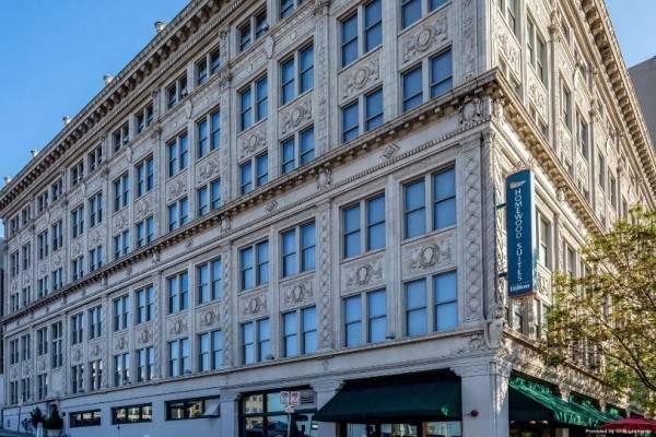 Hotel Homewood Suites by Hilton Nashville-Downtown