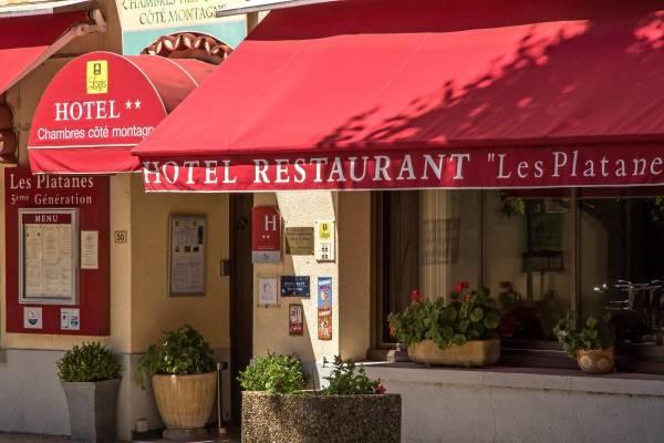 Hotel Les Platanes
