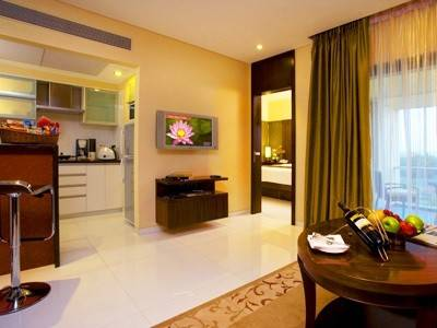 Hotel Oakwood Residence Pune