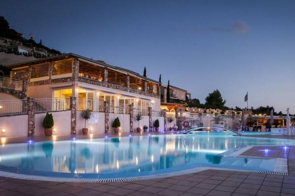 Hotel Dionysos Village Resort