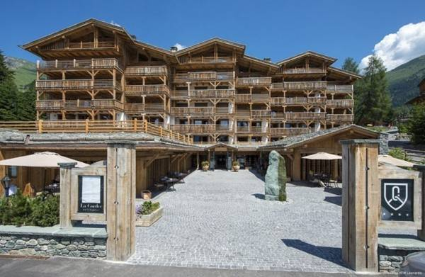 Hotel Cordee des Alpes