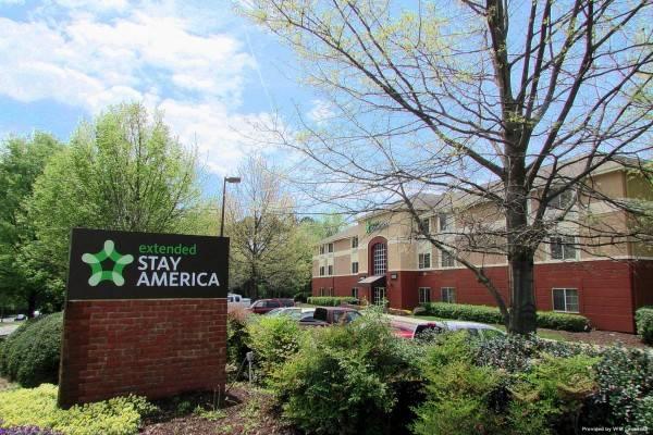 Hotel Extended Stay America PTree Du
