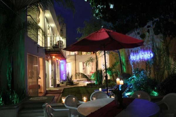 Hotel Casa Ibnas Cuernavaca