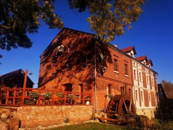 Hotel Leniwka Stary Młyn