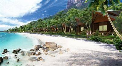 Hotel Tunamaya Beach & Spa Resort