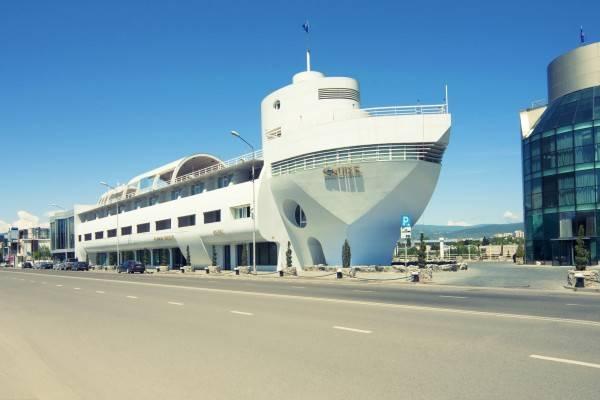 Cruise Hotel Круиз Отель