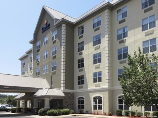 Comfort Inn & Suites near Six Flags