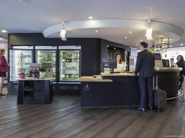 Hotel Novotel Suites Paris Roissy-CDG