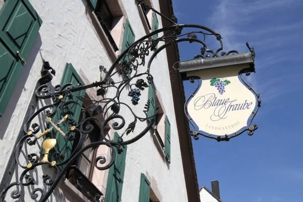 Hotel Blaue Traube Landgasthof