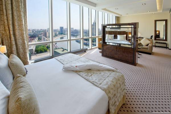 Hotel Crowne Plaza MOSCOW - WORLD TRADE CENTRE