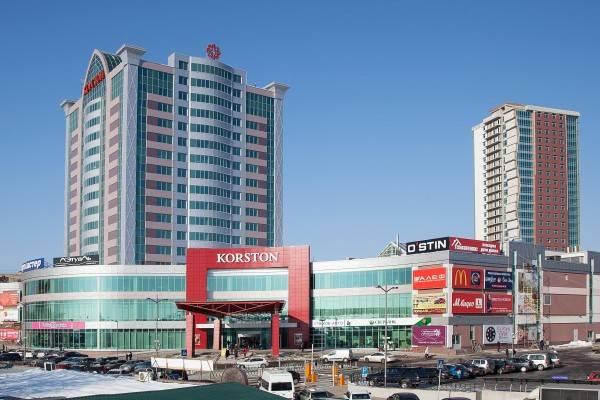 Hotel Korston Serpukhov Корстон Серпухов