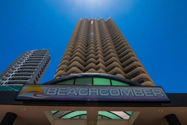 Hotel Beachcomber Surfers Paradise