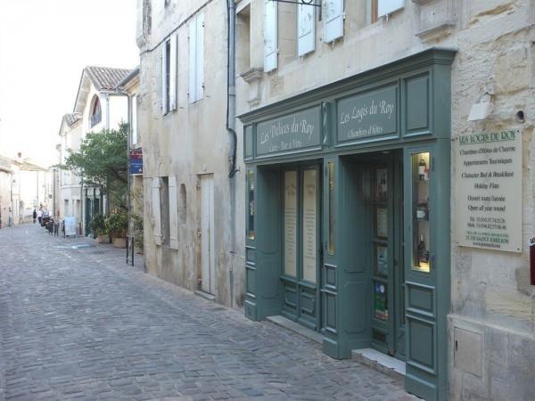 Hotel Les Logis du Roy
