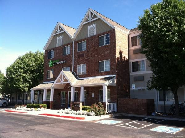 Hotel Extended Stay America Greenwoo
