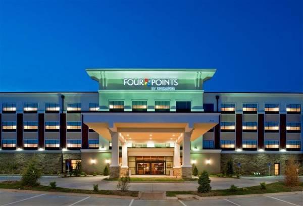 Hotel Four Points by Sheraton Oklahoma City Quail Springs