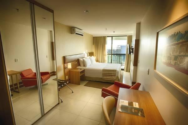 Hotel Athos Bulcao HPLUS Executive