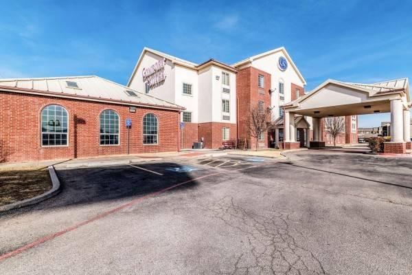 Hotel Comfort Suites Amarillo