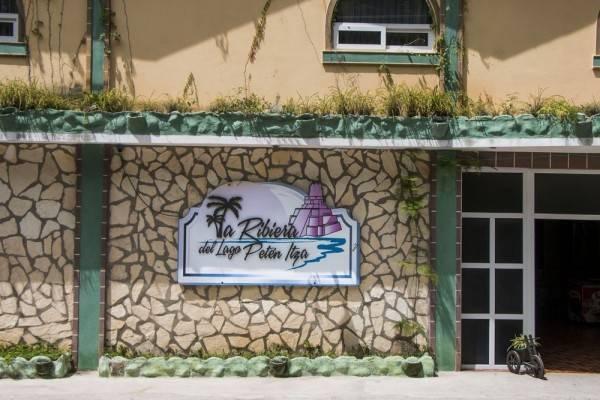 Hotel La Ribiera del Lago Peten Itza