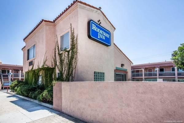 Rodeway Inn South Gate - Los Angeles Sou