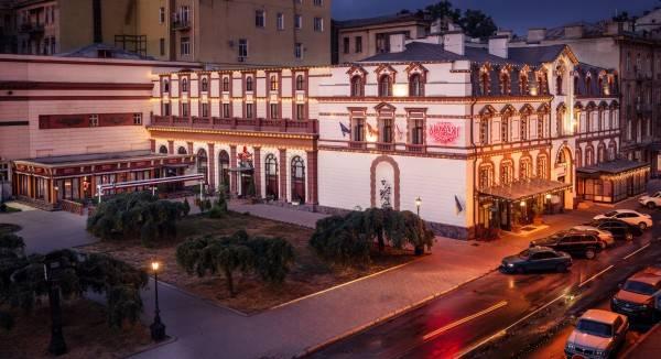 Hotel Mozart Моцарт