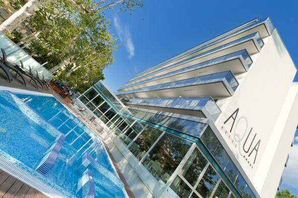 Hotel Aqua lifestyle & business