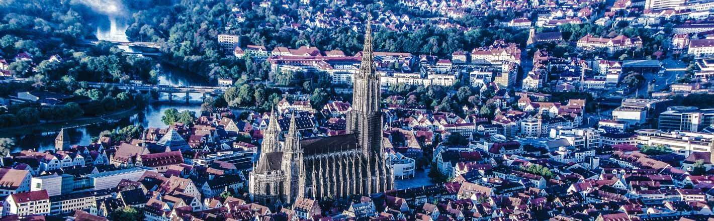 Find hotels in Ulm: ✓Good connection to the city centre ✓Reviewed hotel ratings ✓Free Wi-Fi ✓ Parking space ✓HRS price guarantee