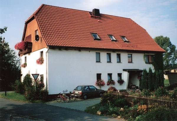 Hotel Zum Hecht Zimmervermietung
