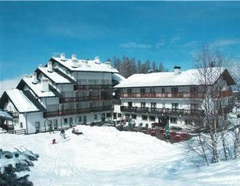 Hotel Plan Bois