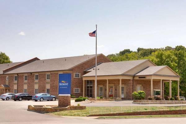 Hotel Baymont by Wyndham Kansas City