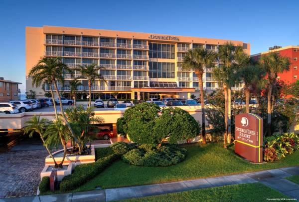 Hotel DoubleTree Beach Resort by Hilton Tampa Bay - North Redingto
