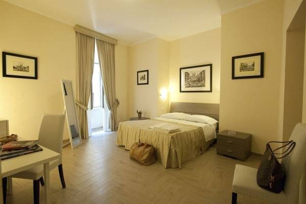 Hotel Four Rivers Suites in Rome
