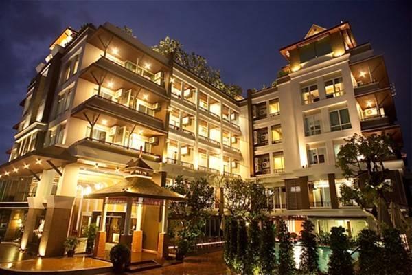 Hotel Suvarnabhumi Suite