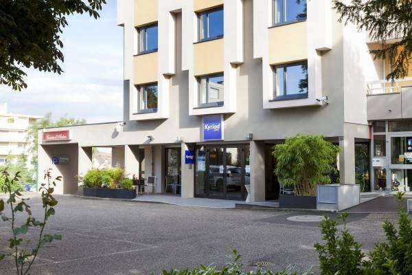 Hotel Kyriad Strasbourg Lingolsheim