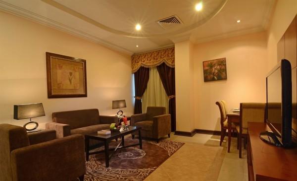 Hotel Al Hamra Residence Olaya