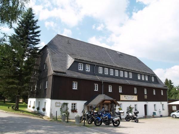 Hotel Waldgasthof Bad Einsiedel