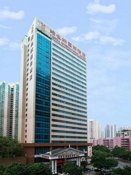 Hotel Vienna International Xinzhou