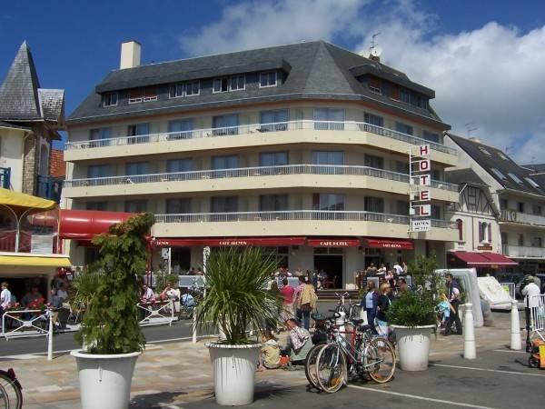 Hotel Citotel Alcyon