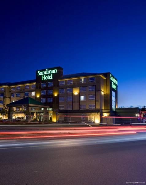 Sandman Hotel Vancouver Airpor