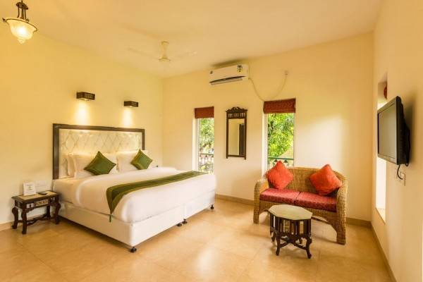 Hotel Treebo Trend Vila De Goa